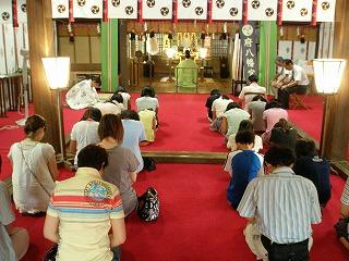 児童祈願祭
